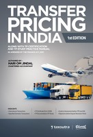 Transfer Pricing in India : Pre-order your Paperback Edition and get Complimentary Access to E-book!
