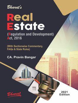 Real Estate (Regulation and Development) Act, 2016 (RERA)