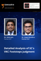 Detailed Analysis of SC's VKC Footsteps Judgment