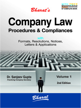 Company Law Procedures & Compliances (2nd Edition)
