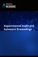 Departmental Audit and Summons Proceedings