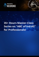 """35+ Hours Master-Class Series on """"ABC of Ind-AS"""" for Professionals!"""