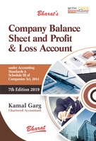 Company Balance Sheet and Profit & Loss Account under Accounting Standards & Schedule III