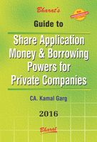 Guide to Share Application Money & Borrowing Powers for Private Companies