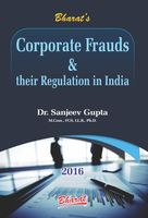 Corporate Frauds & their Regulation in India