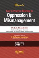 Law & Practice Relating to Oppression & Mismanagement