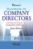 Handbook on Company Directors