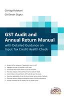GST Audit & Annual Return Manual