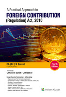A Practical Approach to Foreign Contribution (Amendment ) Act, 2010