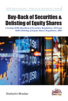 Buy-Back of Securities & Delisting of Shares