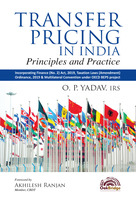 Transfer Pricing in India: Principles & Practice