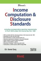 Income Computation & Disclosure Standards
