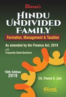 Hindu Undivided Family (Formation, Mgt. & Taxation)