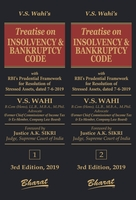 Treatise on Insolvency & Bankruptcy Code - Volume -1 & 2