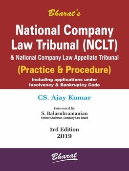 National Company Law Tribunal (NCLT) & National Company Law Appellate Tribunal (Practice & Procedure)