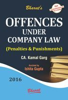 Offences under Company Law (Penalties & Punishments)