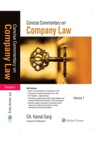 Concise Commentary on Company Law (Set of 2 Volumes)