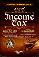 Sampath Iyengar's Law of Income Tax (In 11 vols.) - Volume 10
