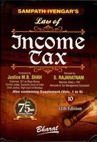 Sampath Iyengar's Law of Income Tax (In 11 vols.) - Volume 10
