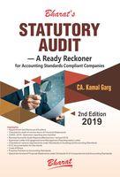 Statutory Audit - A Ready Reckoner
