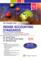 An Insights Into Indian Accounting Standards (2 Volumes) - Road Map, Analysis and Guidance for Implementation to Ind AS Converged with IFRS