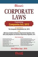 Corporate Laws (Pocket) (H/B)