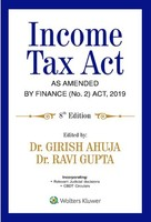 Income Tax Act - As amended by the Finance (no. 2) Act, 2019