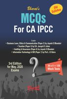Multiple Choice Questions (MCQs) for CA-IPCC (Old Syllabus)