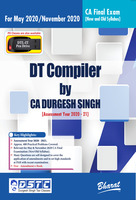 DT COMPILER (Useful for CA Final, Group II, Paper 7 Direct Tax Laws & International Taxation)