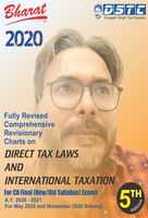 Comprehensive Revisionary Charts on Direct Tax & International Taxation