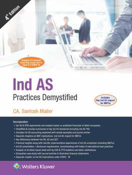 Ind AS Practices Demystified (4th Edition)