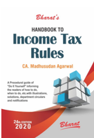 Bharat's Handbook To Income Tax Rules