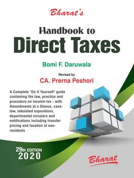 Bharat's Handbook to Direct Taxes