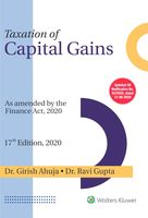 Taxation of Capital Gains (17th Edition)