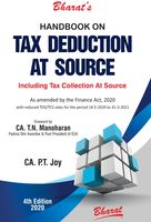 Handbook on Tax Deduction at Source (4th Edition)