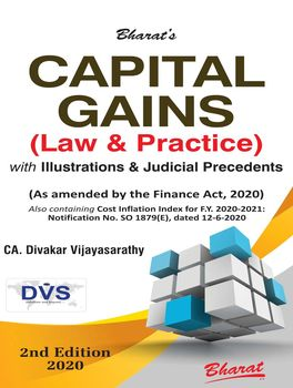 Capital Gains (Law & Practice) - 2nd Edition