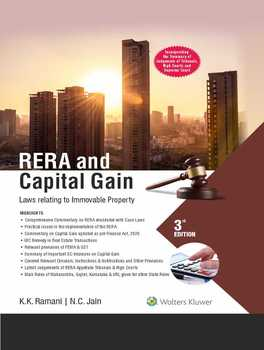 RERA and Capital Gain - Laws relating to Immovable Property (3rd Edition)