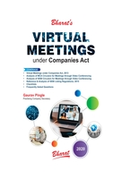 Virtual Meetings Under Companies Act