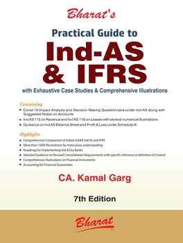 Practical Guide to Ind-AS & IFRS (7th Edition)