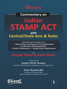 Commentary on Indian Stamp Act