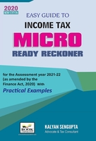 Easy Guide to Income Tax Micro Ready Reckoner