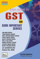 Easy Guide to GST on Some Important Service