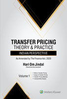 Transfer Pricing Theory & Practice – Indian Perspective (Set of 2 Volumes)