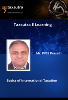 Basics of International Taxation