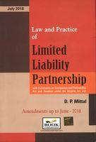 Law and Practice of Limited Liability Partnership