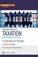 Systematic Approach to Taxation + Handbook on Multiple Choice Questions (MCQ's)