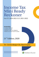 Income Tax Mini Ready Reckoner, 23E
