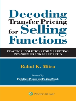 Decoding Transfer Pricing for Selling Functions