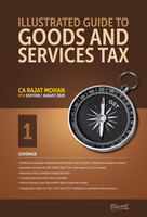 Illustrated Guide to Goods & Services Tax (Set of 2 Volumes)
