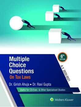 Multiple Choice Questions on Tax Laws